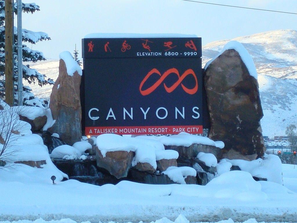 Canyons Resort Park City, Utah The canyons park city