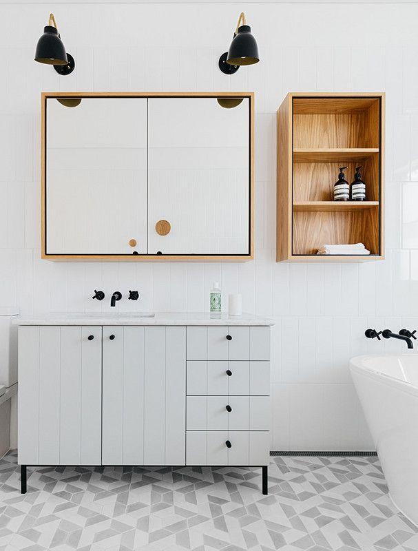 Clean Minimalist Bathroom Ideas And Design Tips 2018