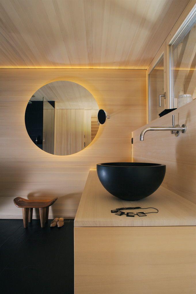 106 das verborgene haus zech architektur badezimmer pinterest haus badezimmer und bad - Zech architektur ...