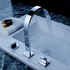 sink and faucet style for master bath on sale for $84.99