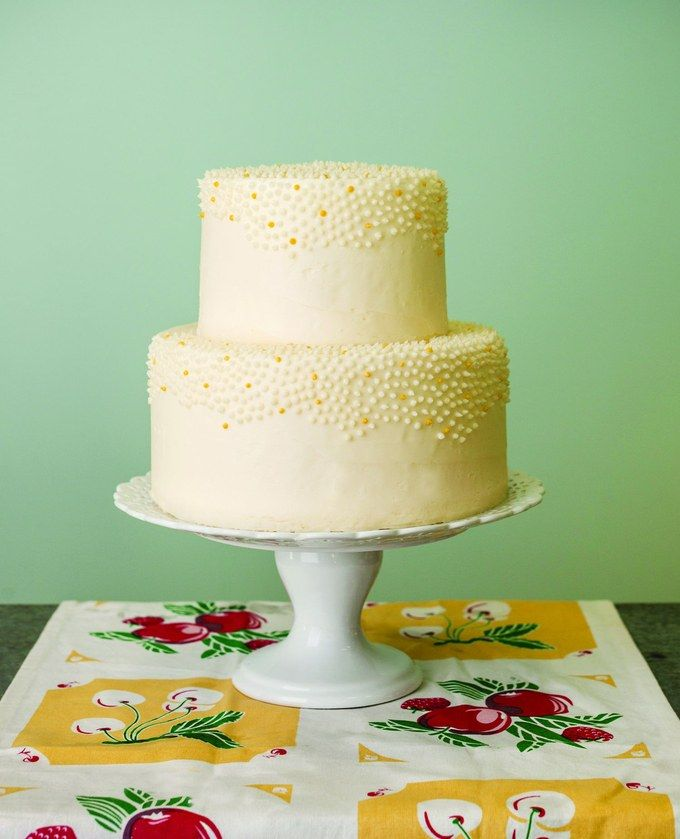 21 Wedding Cakes That Look So Delicious (NO Fondant!) You Might Try ...