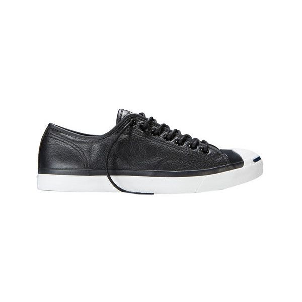 Converse Jack Purcell Tumbled Leather