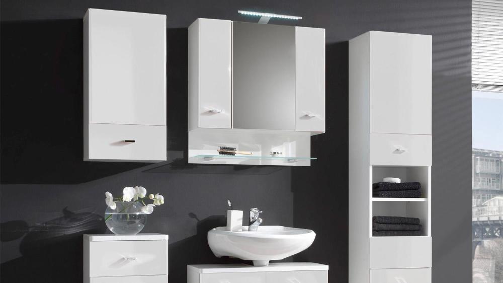 Badezimmer Hängeschrank Design