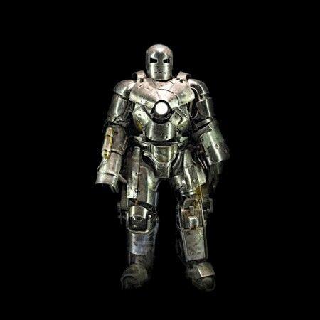 O Homem De Ferro Tudo