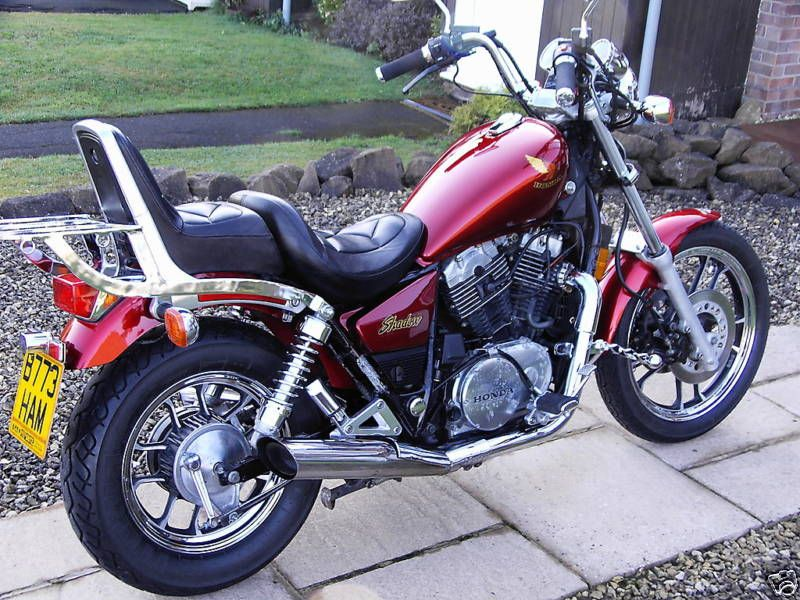 Pin By Jerico Gould May On My Style Honda Shadow Honda Shadow Bobber Shadow Bobber