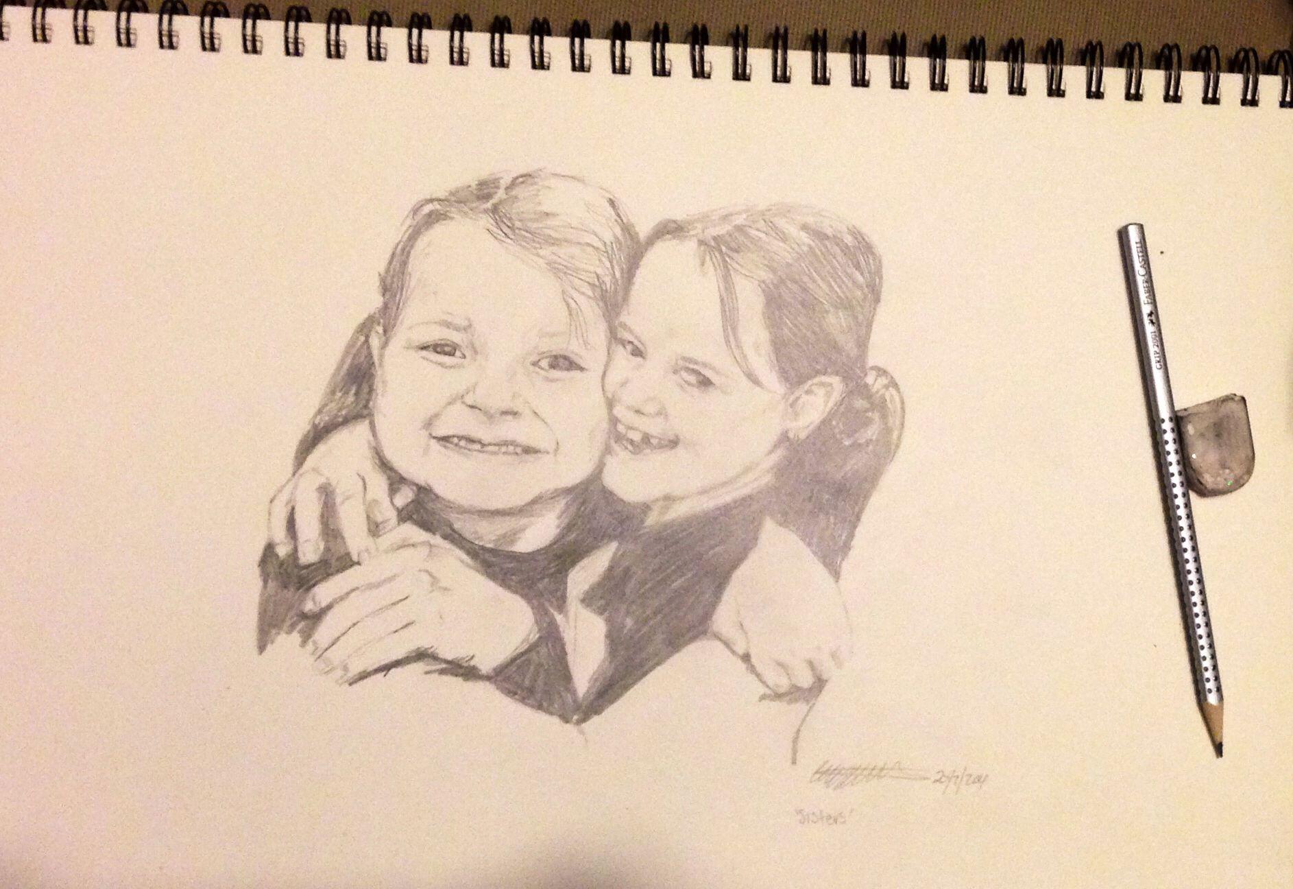 My beautiful children beautiful children male sketch