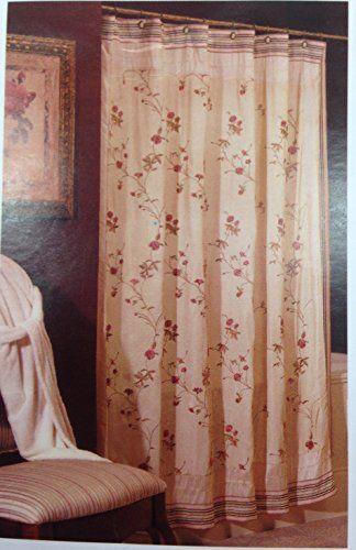 Croscill Mosaic Embroidered Shower Curtain Croscill Https Www