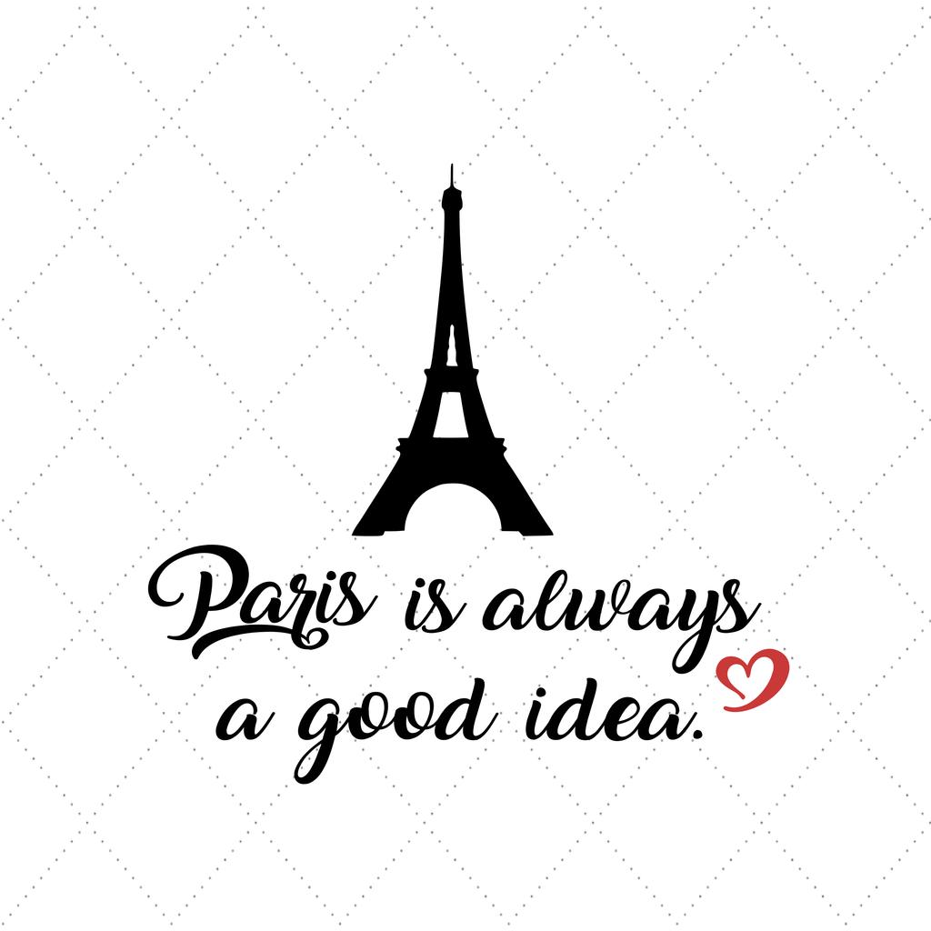 Eiffel Tower Svg