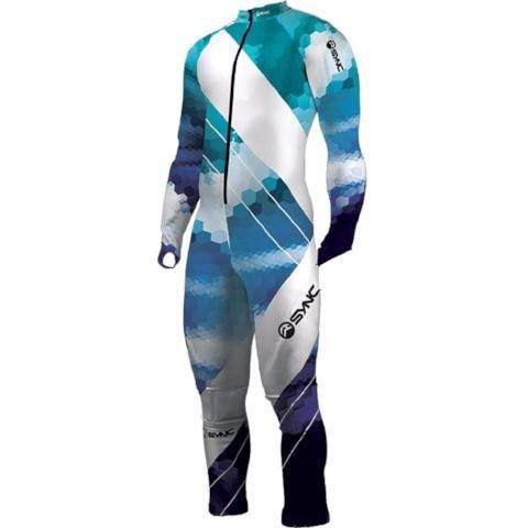 The SYNC Voodoo Adult Race Suit conforms to FIS specifications CS 2015. The  SYNC giant slalom ski racing suit represents the ultimate in ski racing ... 480518aa6
