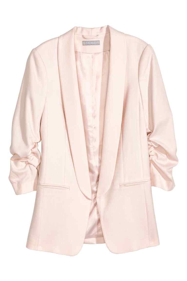 7e544f24188f8 Blazer à col châle   Casual style   Col chale, Blazer et Manteau laine