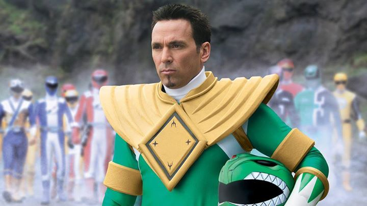 POWER RANGERS SUPER MEGAFORCE EXCLUSIVE CLIP: JASON DAVID FRANK RETURNS AS TOMMY
