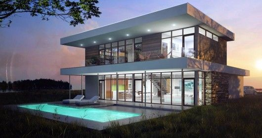 Luxurious House Plans For Modern Homes Luxurious Modern Day Home