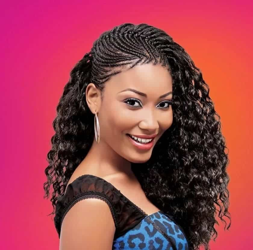120 African Braids Hairstyle Pictures To Inspire You Thrivenaija African Braids Hairstyles Pictures African Hair Braiding Styles African Braids Hairstyles