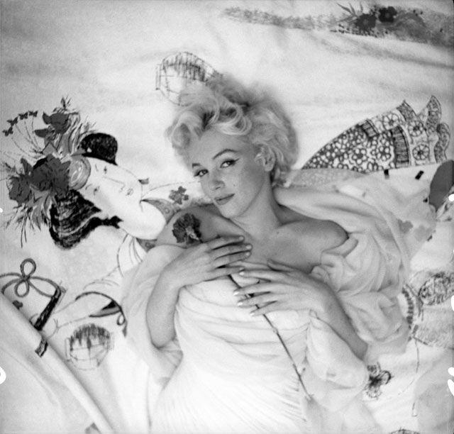 Cecil Beaton on… Marilyn Monroe