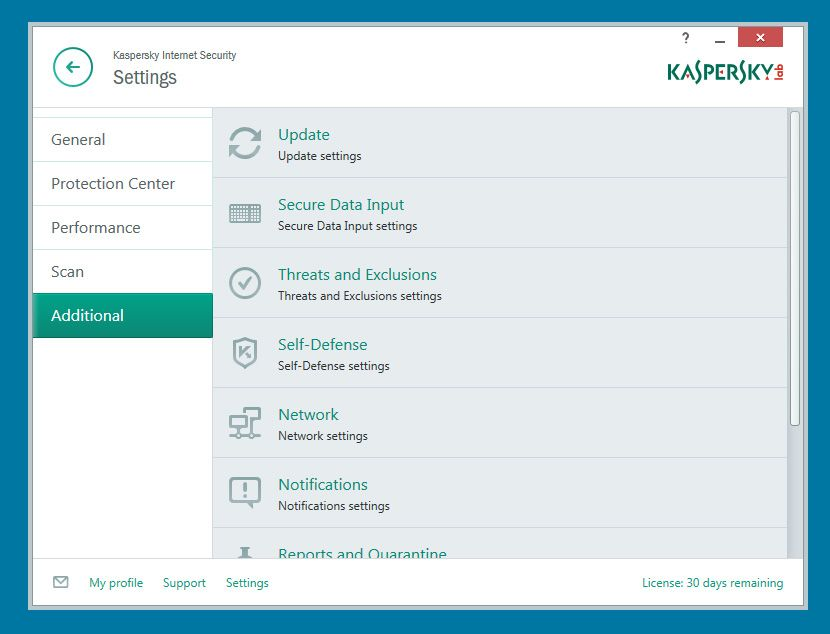 activation code for kaspersky free trial