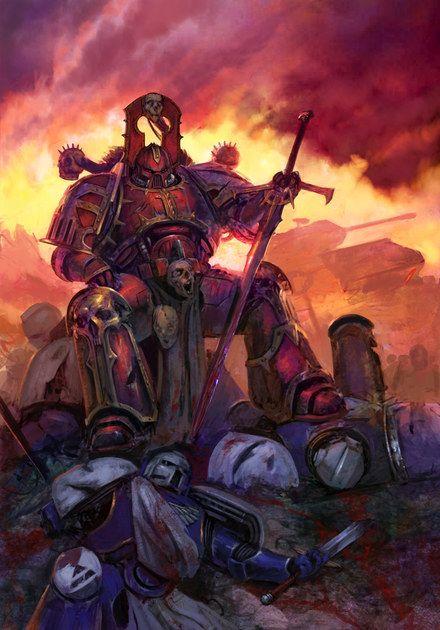 Warhammer 40K - Diego´s Artwork