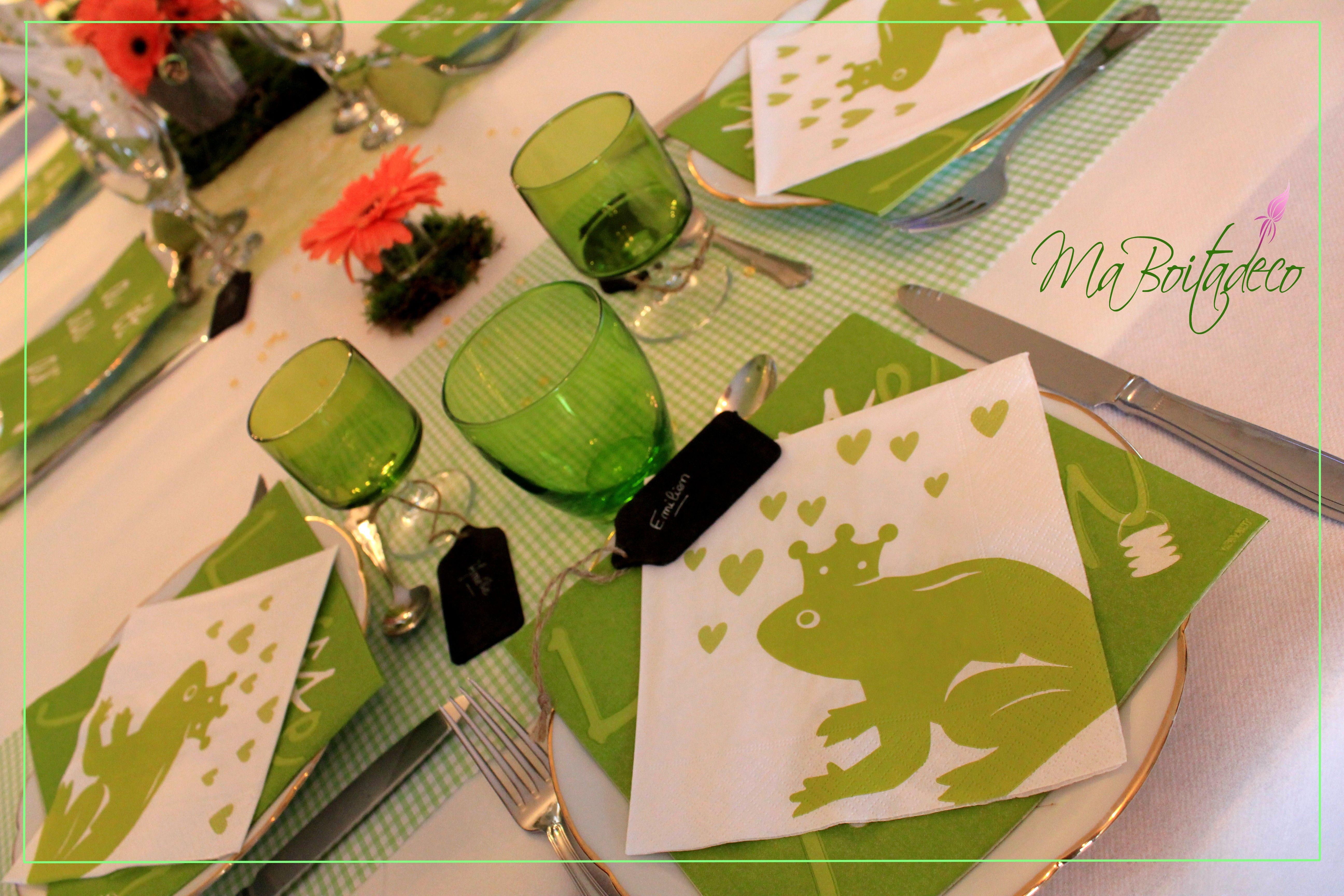 La table dans son ensemble | 4 Mars 2012 | Pinterest