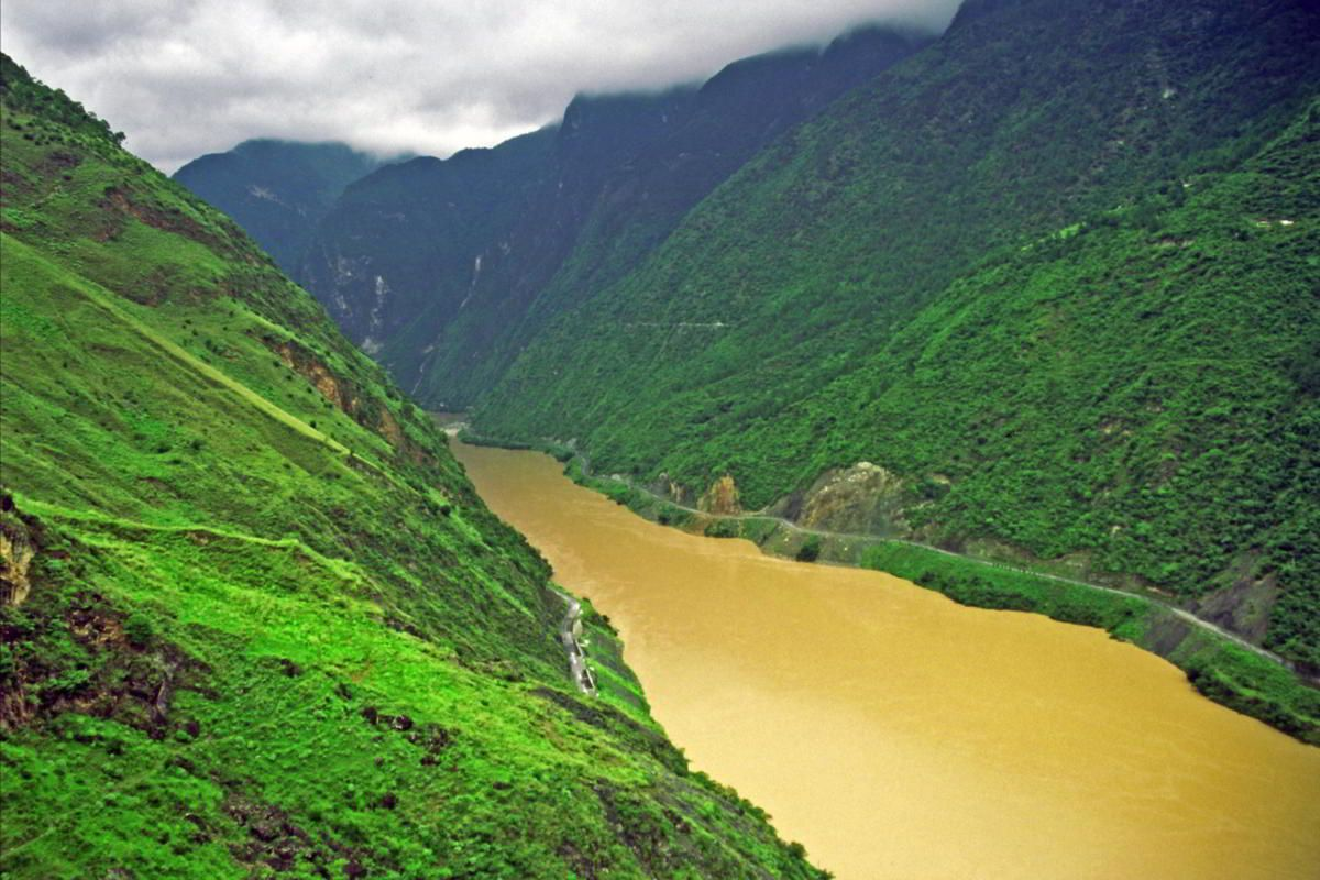 Truly Astounding Facts About The Yellow River Valley