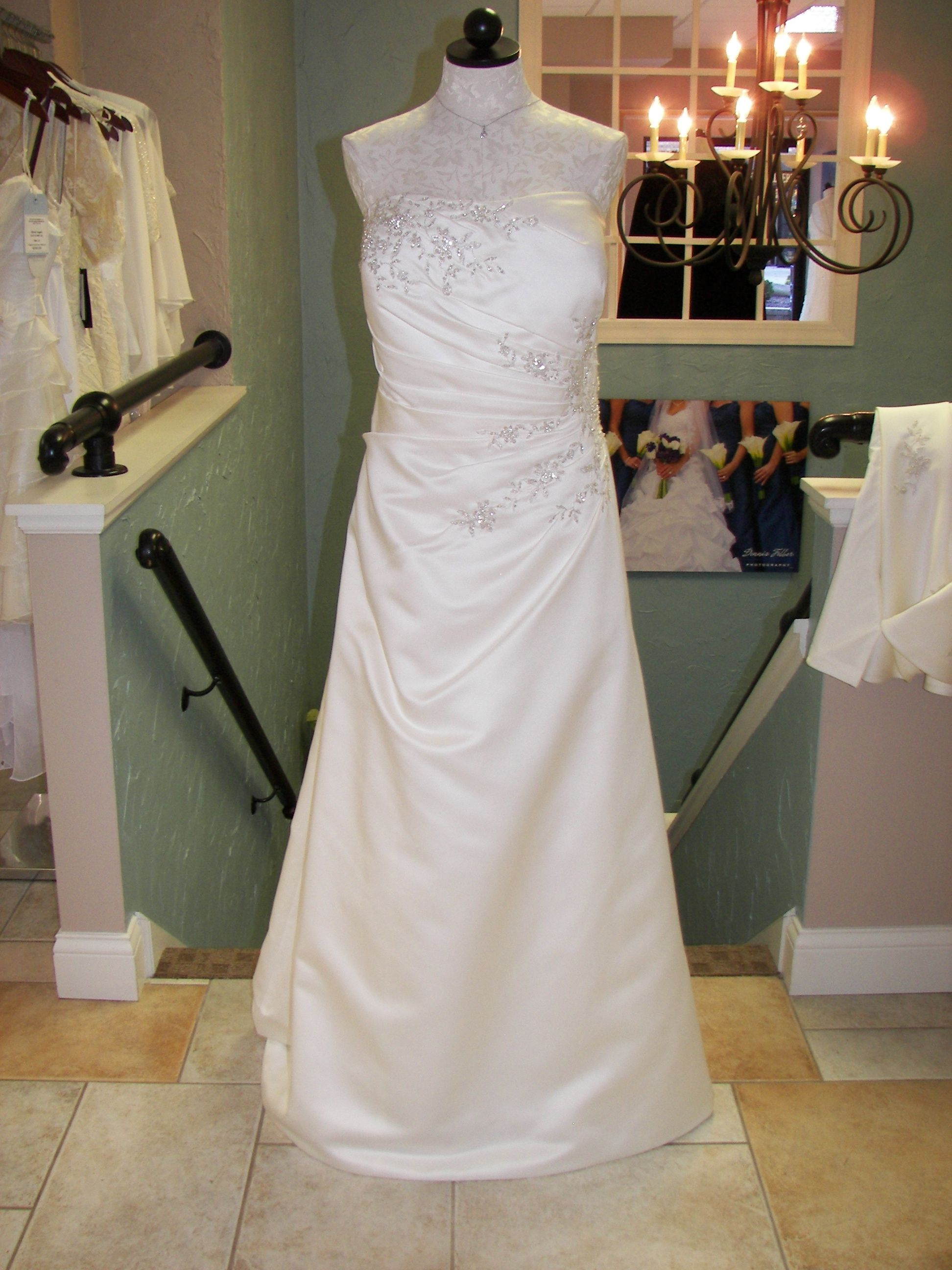 Size 24 wedding dress  Sincerity Size   Wedding Gowns Size  and Larger  Pinterest