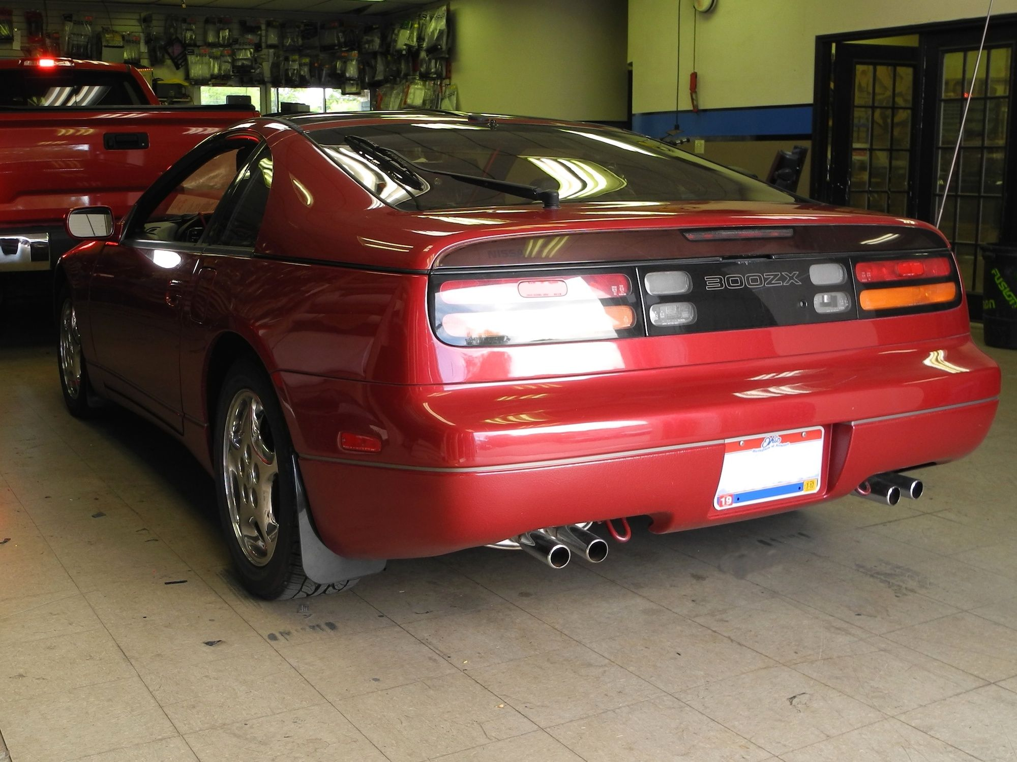 Do you agree that Nissan\'s 300ZX is one of the coolest sports cars ...