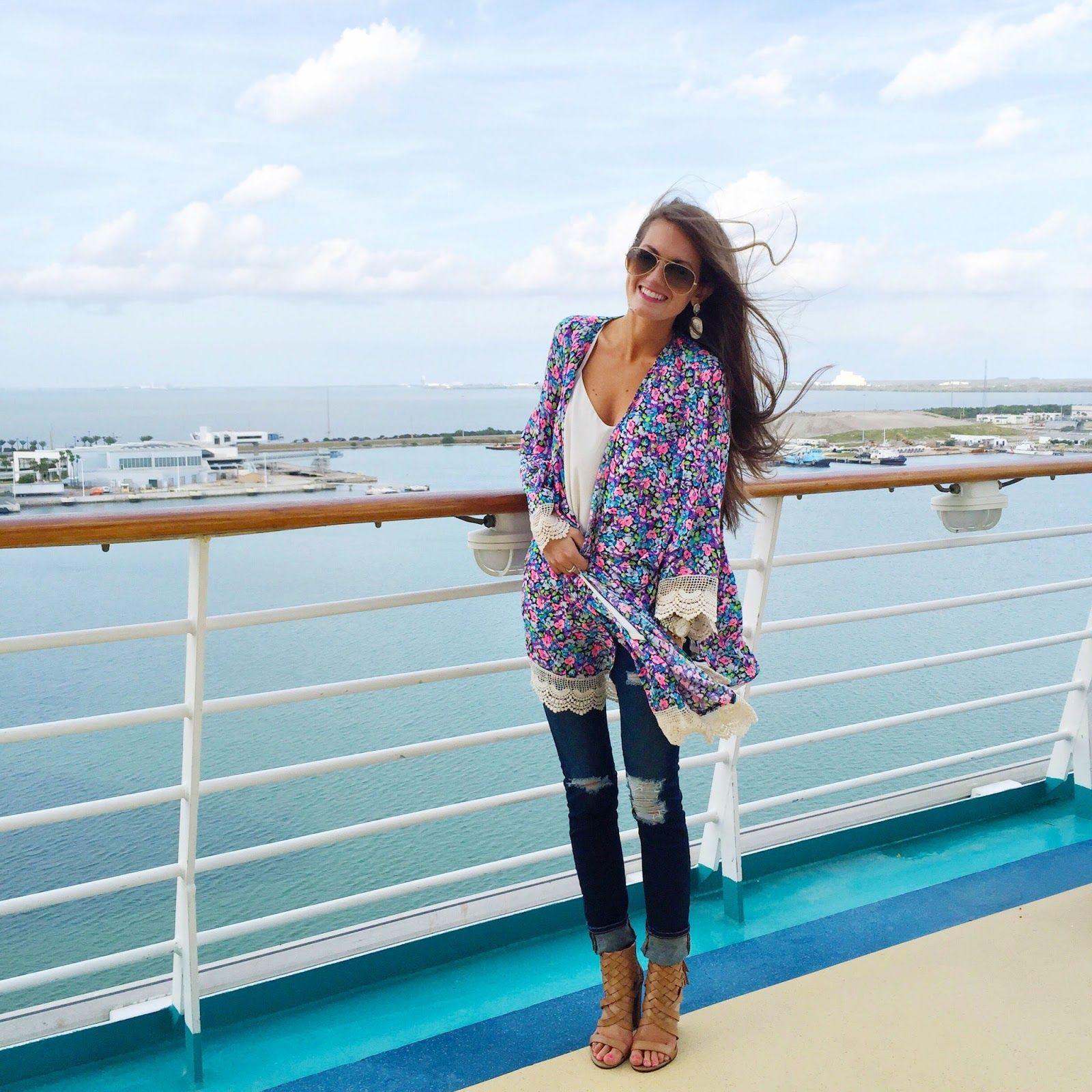 Royal Caribbean Cruise Recap Southern Curls Amp Pearls  Royal Caribbean