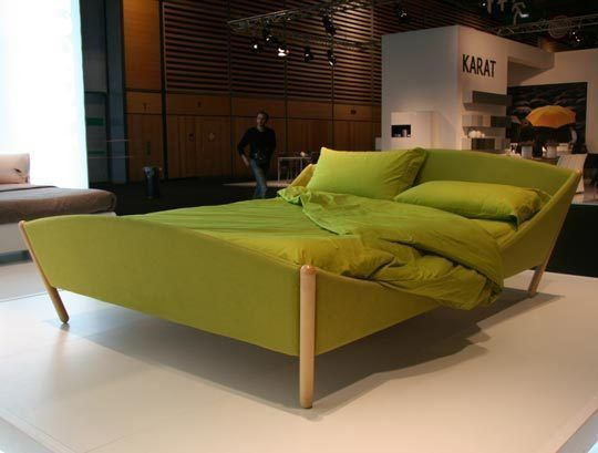 in lust with this bed