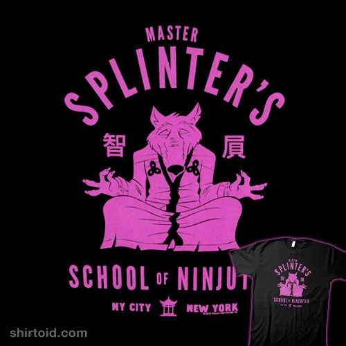 Master Splinteru0027s School of Ninjutsu Emma Pinterest Master - fresh 187 invitation lyrics lord infamous