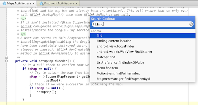 Great code examples codota plugin for your java ide fast scripts great code examples codota plugin for your java ide fandeluxe Gallery