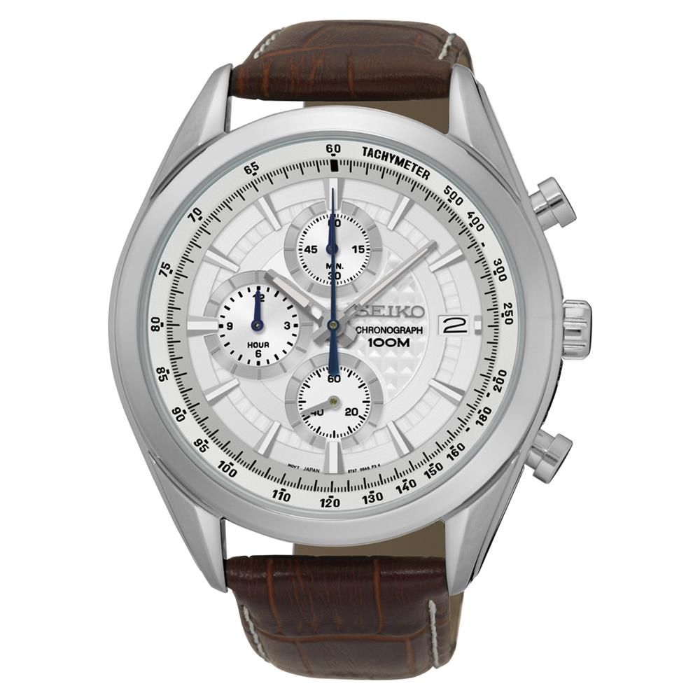 74034188b8a Relógio Seiko Masculino Ref  Ssb181b1 B1mb Cronógrafo
