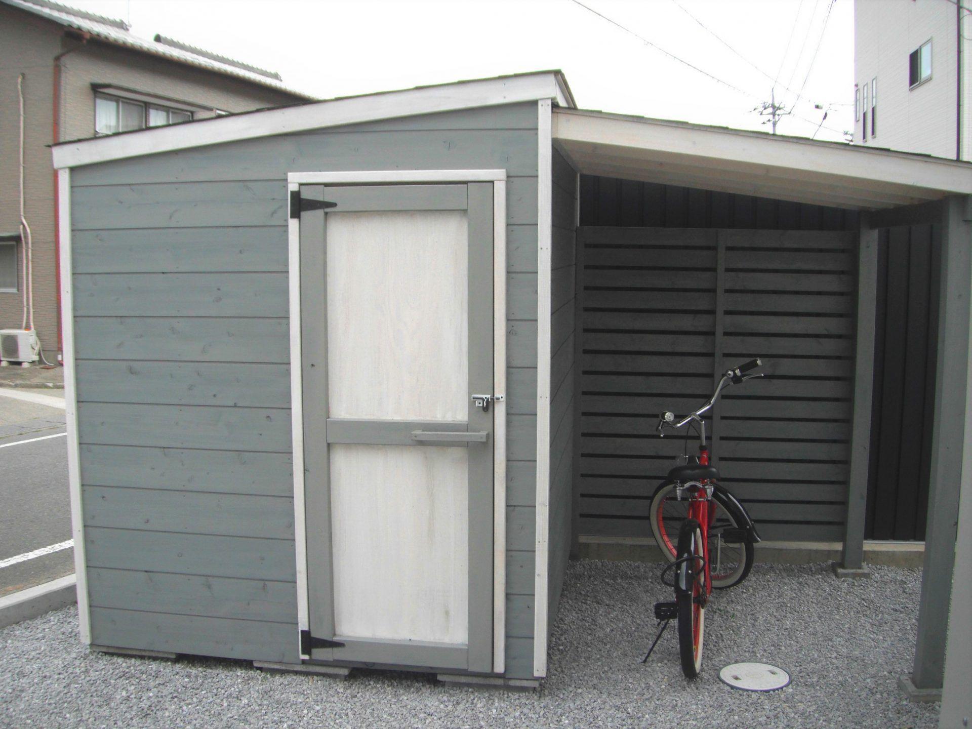 自転車 置き場 物置 自転車物置・収納庫の激安販売|物置・倉庫の通販なら環境生活
