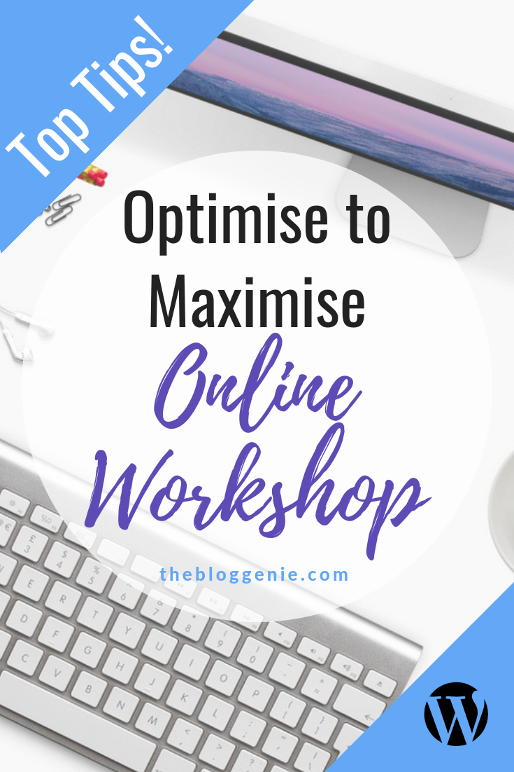 ... slow your blog down! Get lifetime access to this online video tutorial, which includes 3 printable downloads! Check it out now #thebloggenie # wordpress