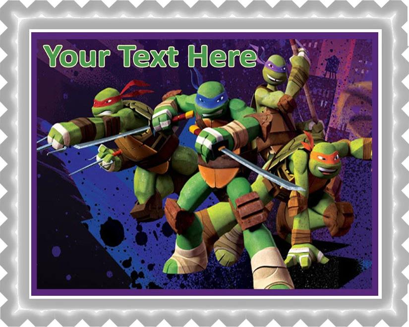 Find Many Great New Used Options And Get The Best Deals For Teenage Mutant Ninja Turt Ninja Turtle Mask Ninja Turtles Birthday Party Ninja Turtle Invitations