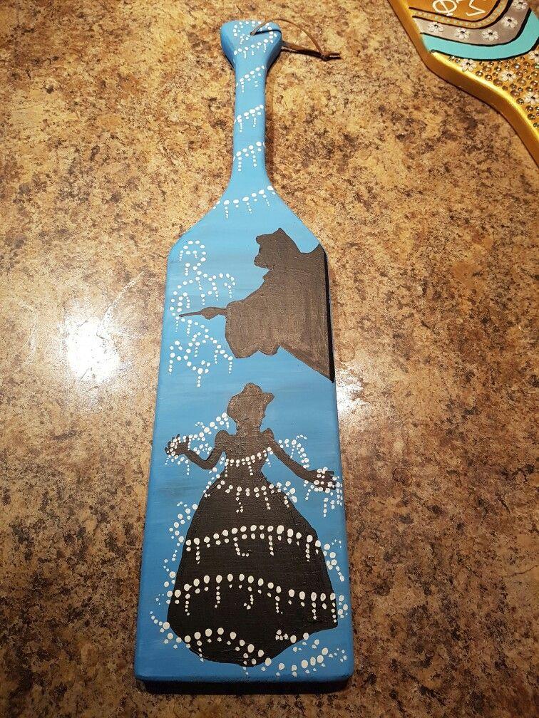 Cinderella paddle ΤΣΦ