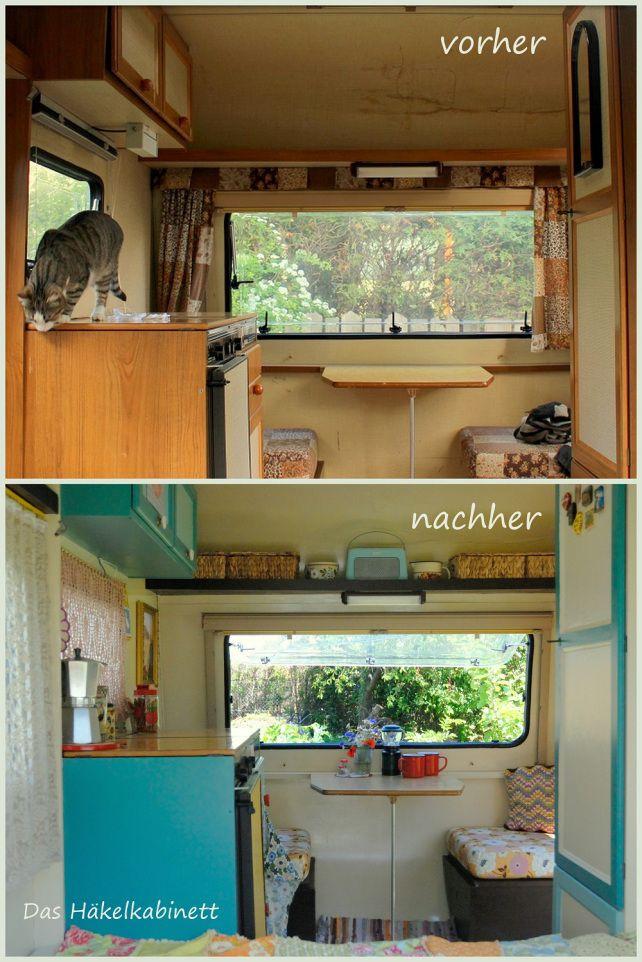 projekt wohnwagen home decor wohnwagen renovierung. Black Bedroom Furniture Sets. Home Design Ideas