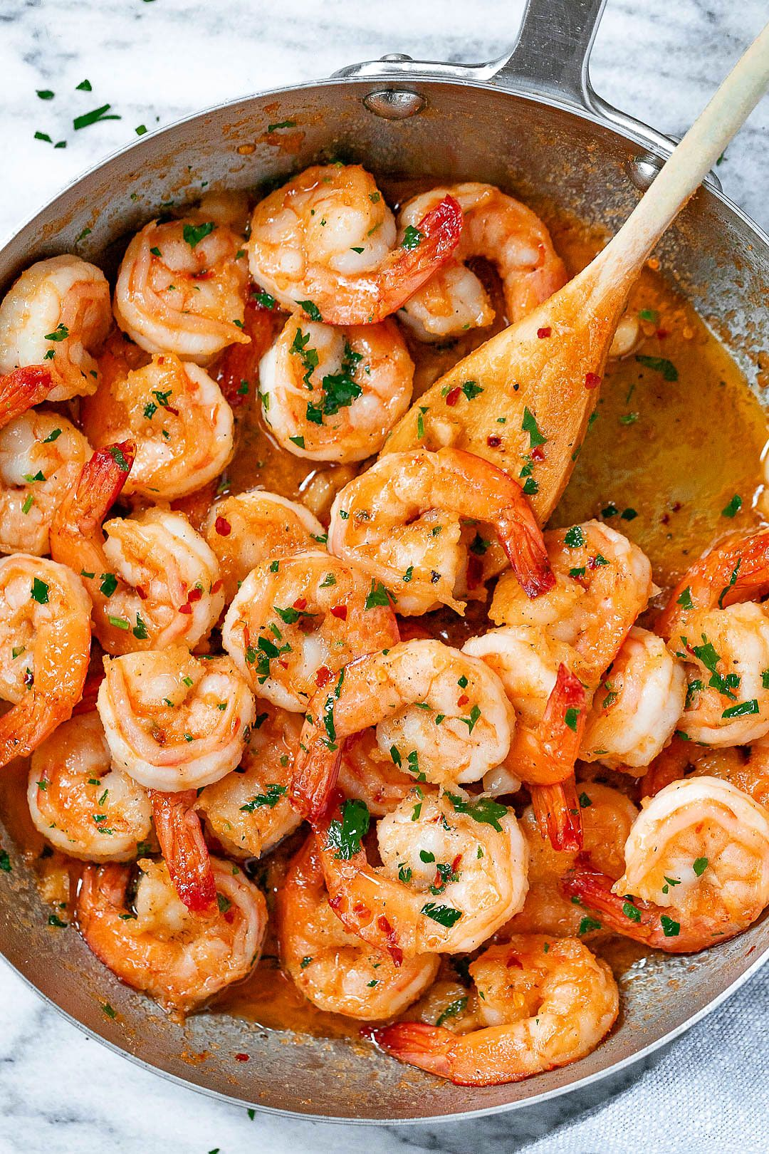Photo of 10-Minute Garlic Butter Shrimp