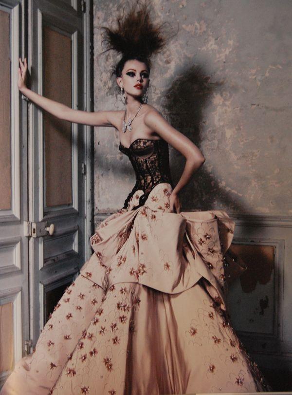 Apparel Image By India Zandt Fashion Christian Dior Haute Couture