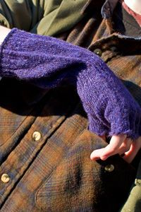 Fingerless Arm Cozy
