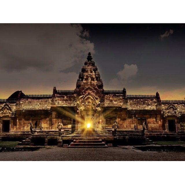 Phanom Rung Historical Park, Buri Ram, Thailand