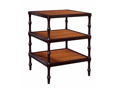 Hickory Chair Living Room Martinique Side Table 2485 10 At