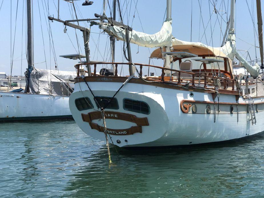 1980 formosa formosa 51 sail boat for sale www