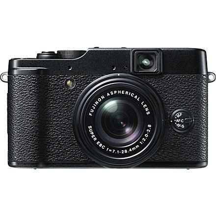 FUJI Fujifilm X10 Pro/Enthusiast camera  Just amazing!