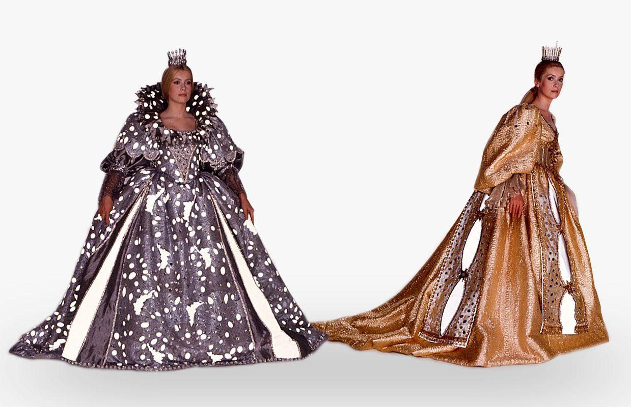 Deguisement princesse robes robe peau d'ane