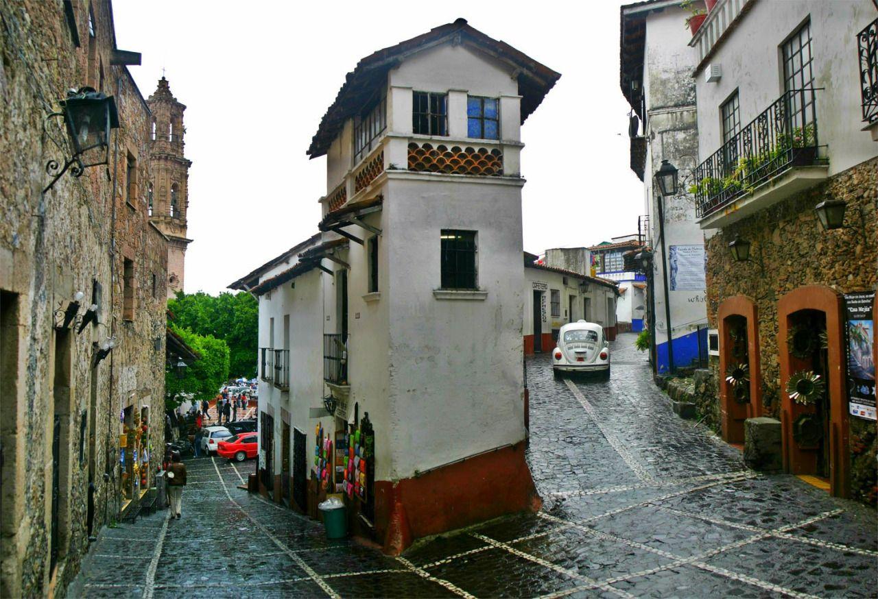 Calles De Taxco Guerrero Ciudades Pinterest # Muebles En Taxco Guerrero
