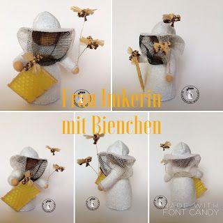 Imkerin Blumenkinderwerkstatt - Blumenkinder für den Jahreszeitentisch