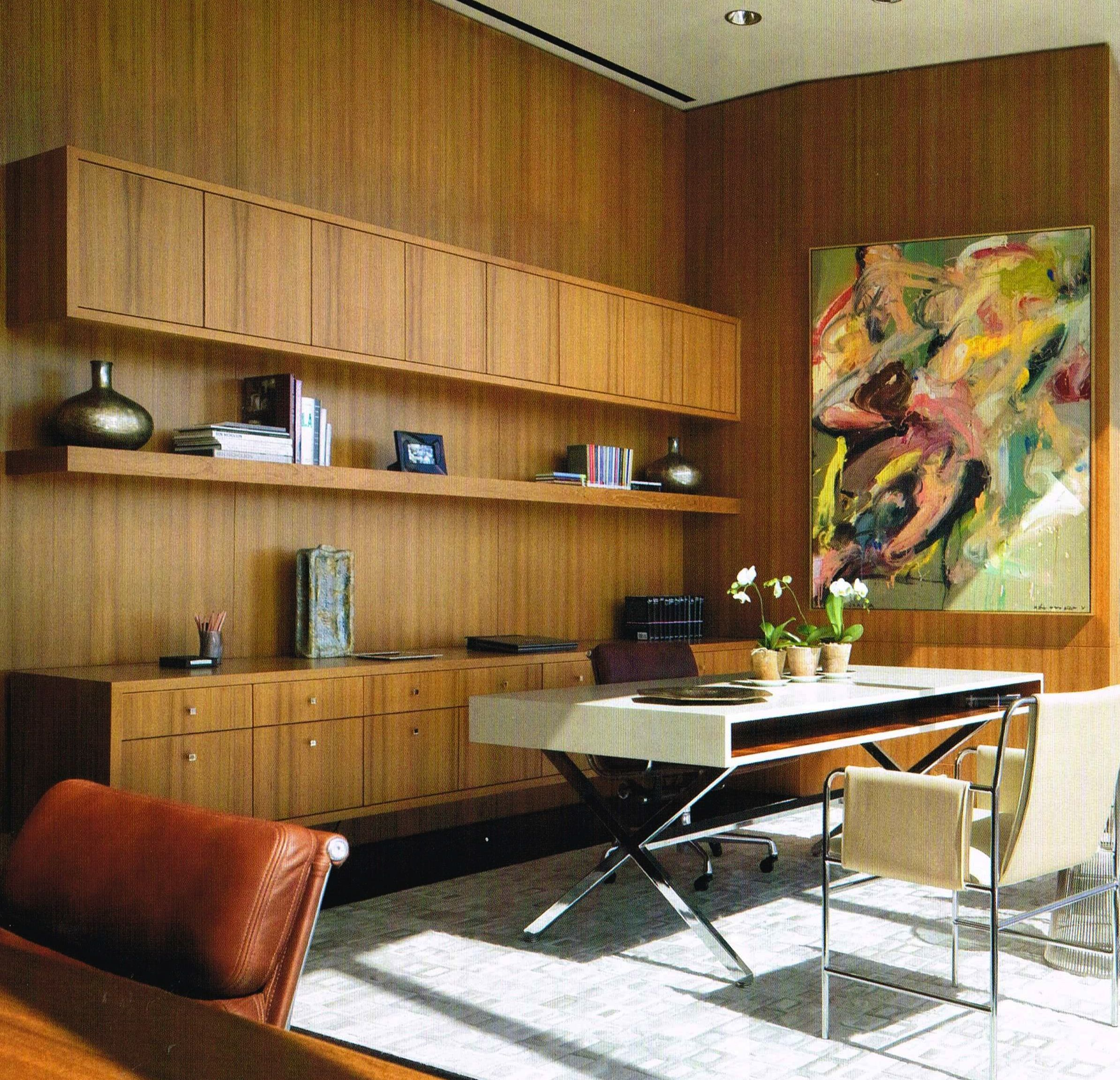 Interior Designmodern Home Office: Perfection. (Click On Photo For Larger Image.)