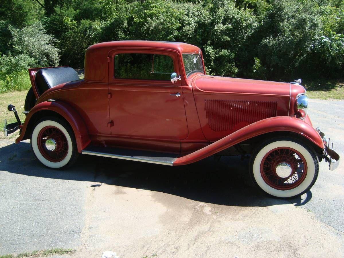 1932 DeSoto 3 Window Rumble Seat Coupe | DeSoto car ads n photos ...