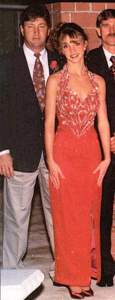 Brittney Spears Promo Dress