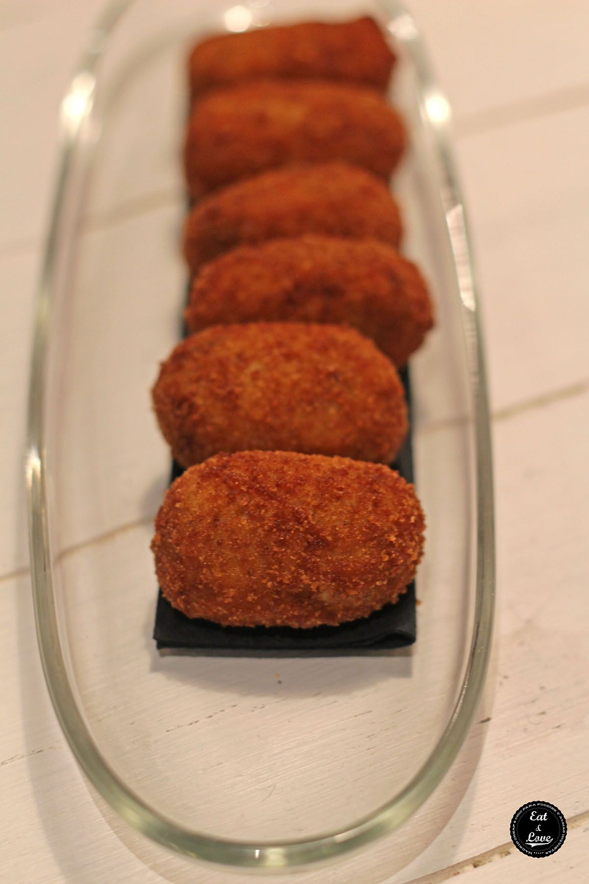 Croquetas de puchero - Bache restaurante - Madrid