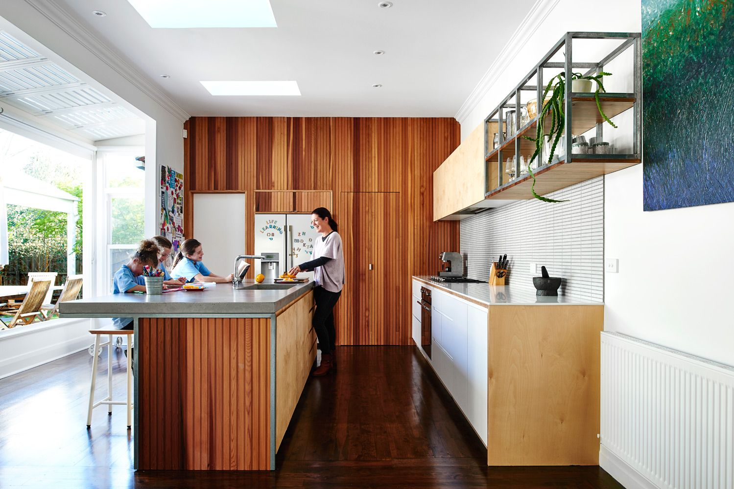 Brighton East Interior | Brighton, Interiors and Timber kitchen