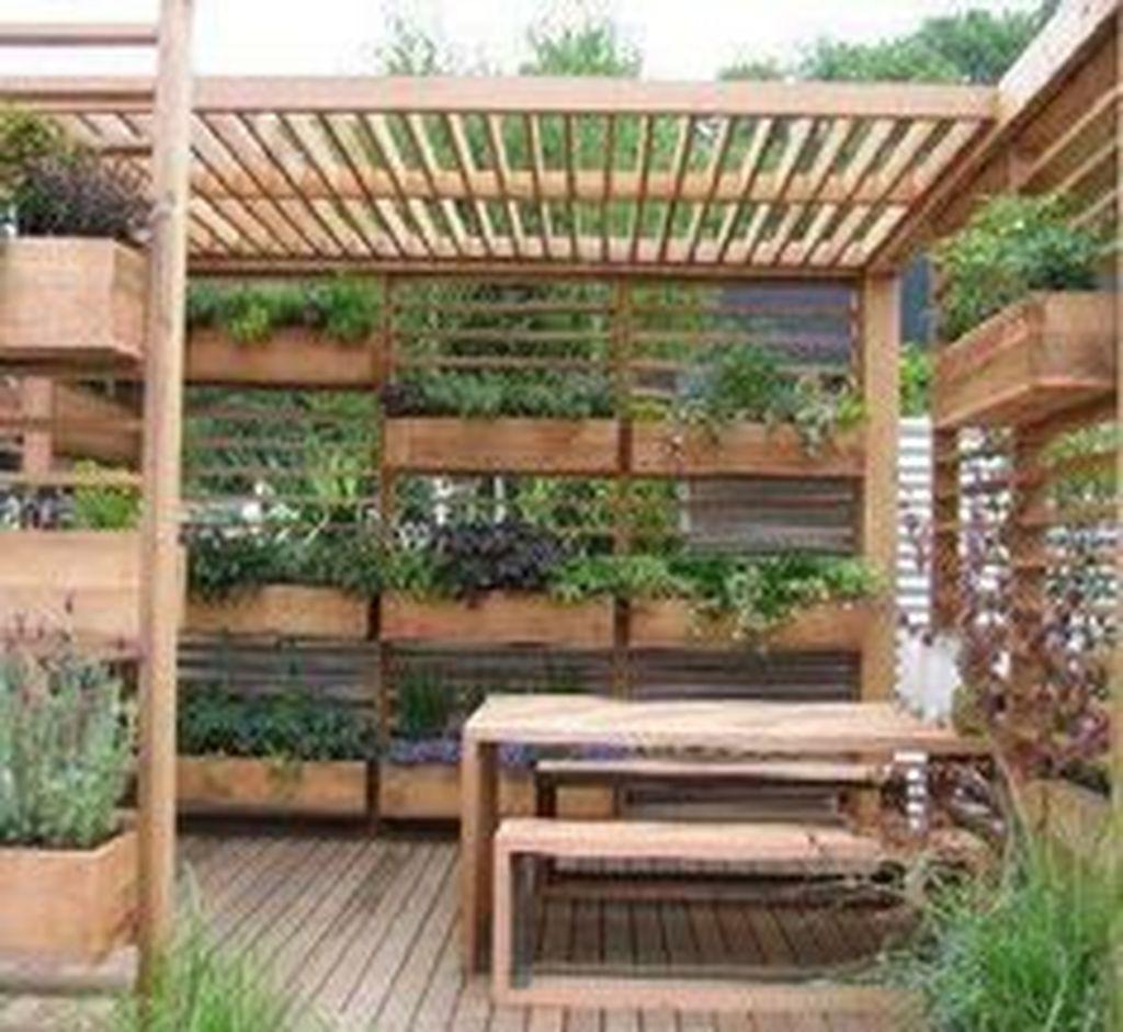 16 Creative Diy Vertical Garden Ideas For Small Gardens: Easy And Creative Rooftop Garden Ideas To Makes Your Home